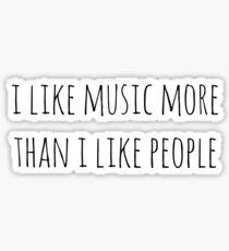 Musik Sticker