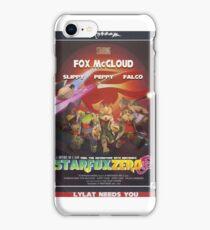 Lylat - Star Fox Zero iPhone Case/Skin