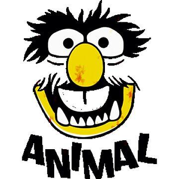 Animal Muppets by boyinkus