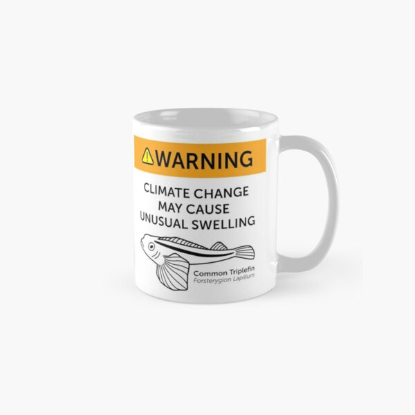 Unusual Swelling Classic Mug