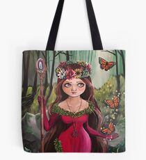 The Druid Girl Tote Bag