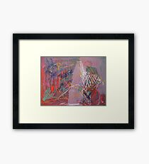 A Personal Triumph, or What Would I Know Anyway? Framed Print