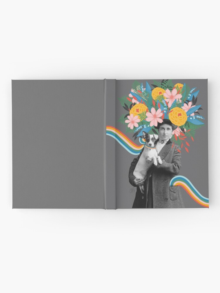 Alternate view of Rainbows In My Pockets Hardcover Journal