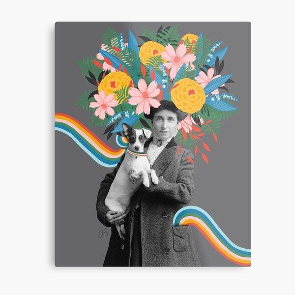 Rainbows In My Pockets Metal Print