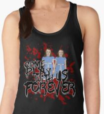 Come Play WIth US Women's Tank Top