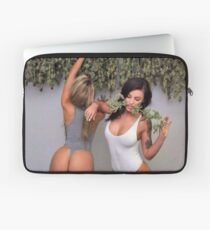 Cannabis Girls Laptop Sleeve