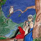Nicholai's Song by JazmynMarie