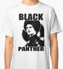 KATHLEEN HACKKLASSE-SCHWARZER PANTHER Classic T-Shirt