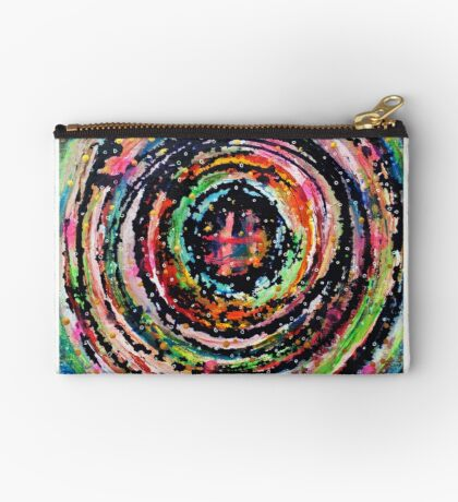 Magnetism: Inner Power Painting Studio Pouch