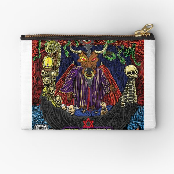 Shining Cover art Zipper Pouch