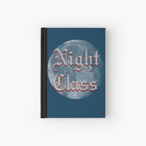 Night Class Hardcover Journal