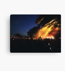 Summer Nights Canvas Print