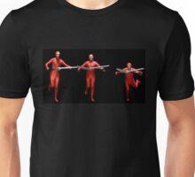 Scissor Men - The Big Lebowski Unisex T-Shirt