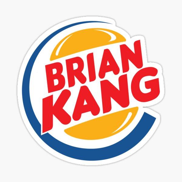 Día 6 Youngk Brian Kang Pegatina