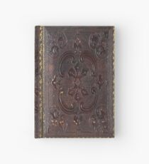 Ancient Leather Book Hardcover Journal