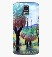 Grass Trees Canungra Case/Skin for Samsung Galaxy