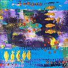 Presence: Inner Power Painting by mellierosetest