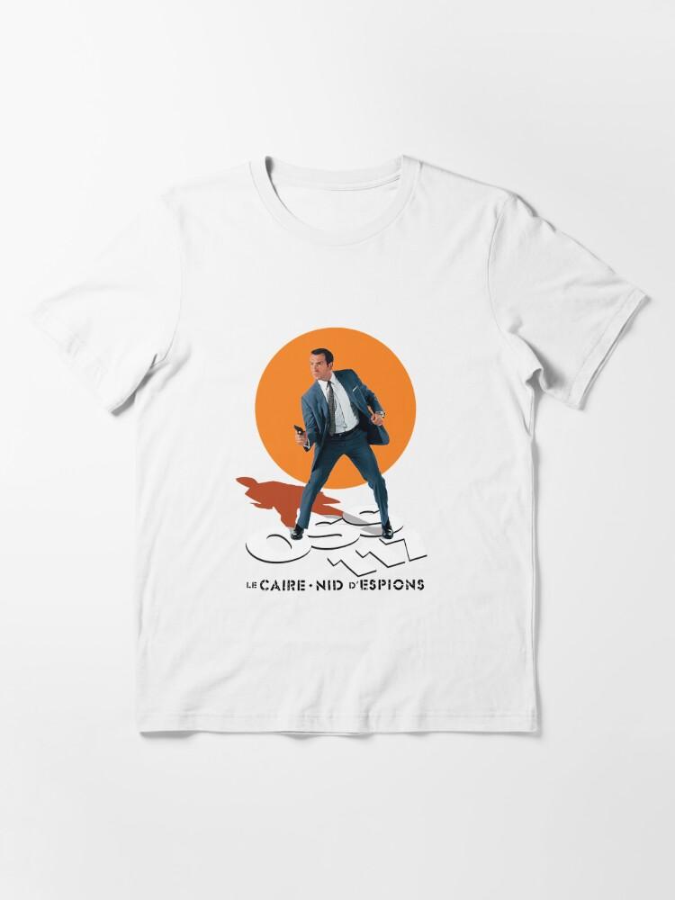 T-shirt essentiel ''Prise de vue OSS 117': autre vue