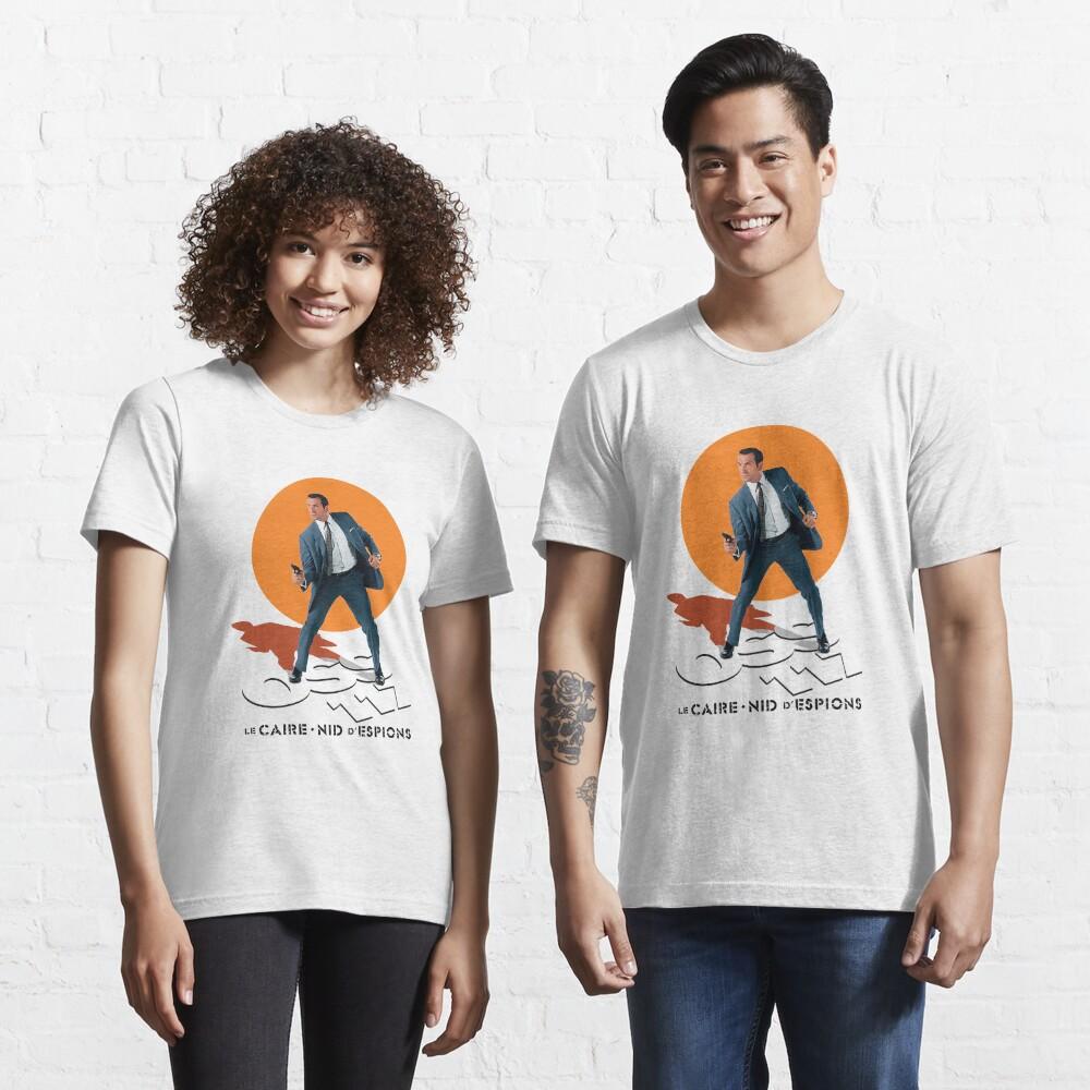 T-shirt essentiel «Prise de vue OSS 117»