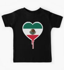 MEXICAN BLEEDING HEART Kids Clothes