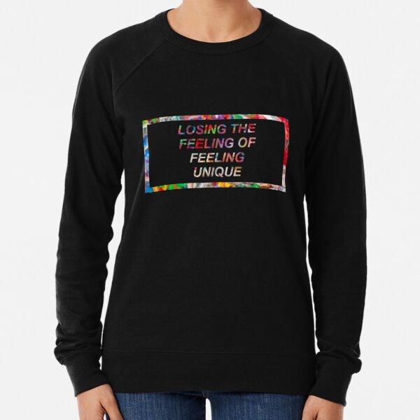 NINE IN THE AFTERNOON LYRIC Lightweight Sweatshirt