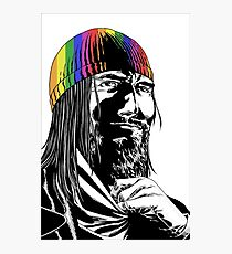 GAY Paul jesus Rovia/Monroe Photographic Print