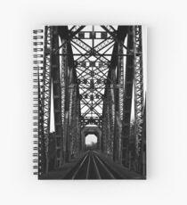 Richmond Texas Rail Road 2 of 4 Spiral Notebook