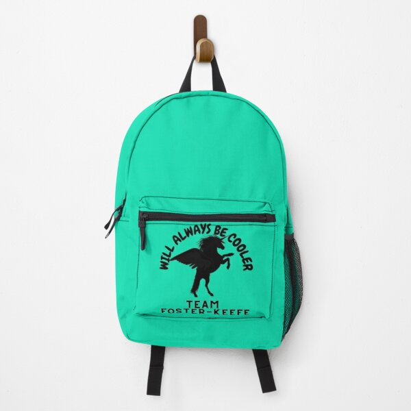 keeper of the lost cities kids - team foster keefe Backpack