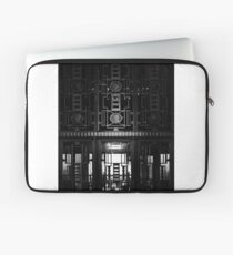 Doors to City Hall Laptop Sleeve