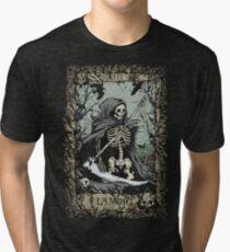 La mort Tri-blend T-Shirt