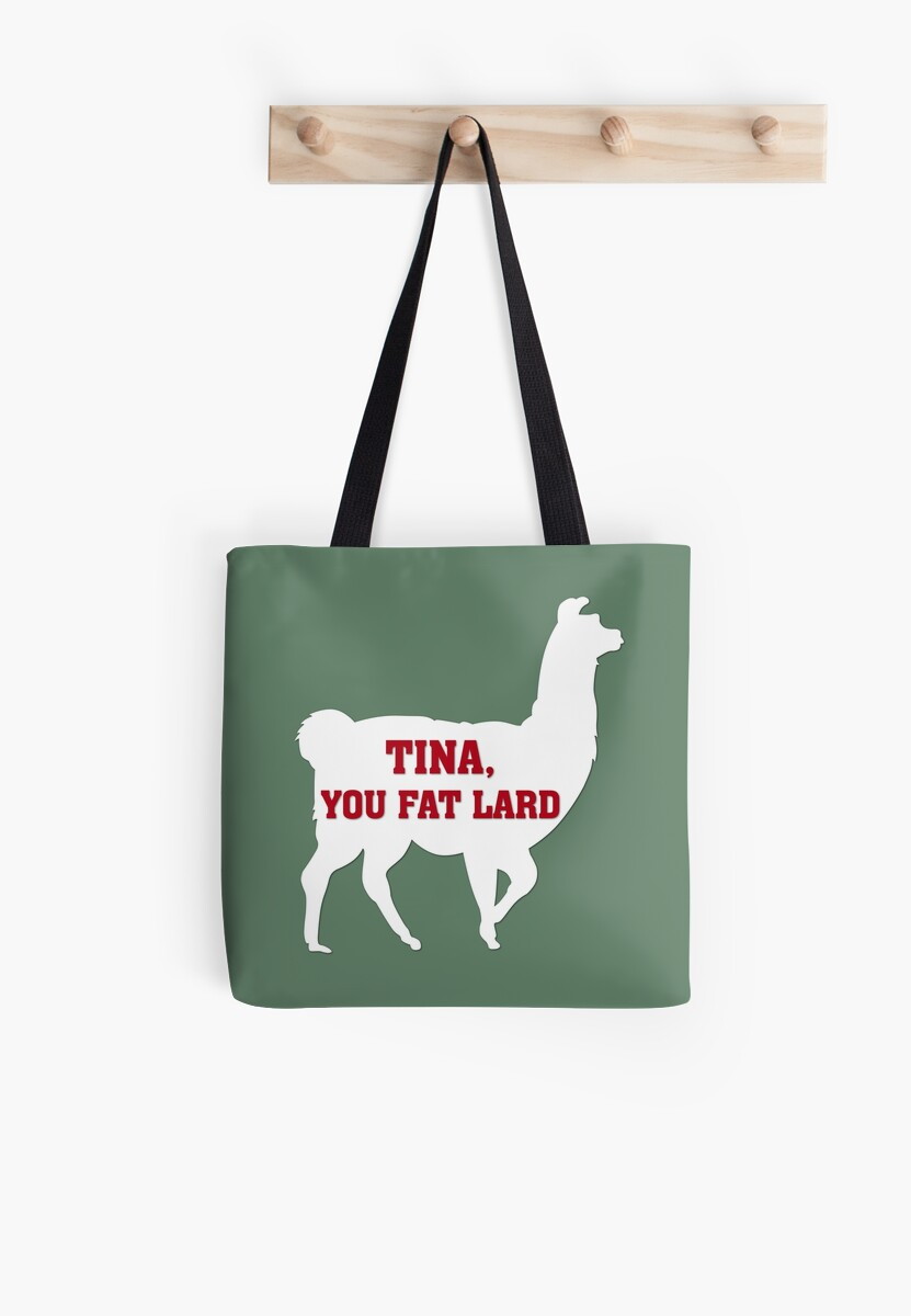 Tina, You Fat Lard by OutlineArt