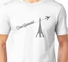 Transcontinental it's elemental  Unisex T-Shirt