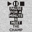 Meet the Champ by AlexKramer