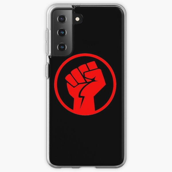 POWER TO THE PEOPLE (FIST) Samsung Galaxy Soft Case