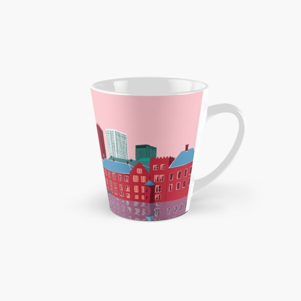 Den Haag - The Hague - Multicolored Tall Mug