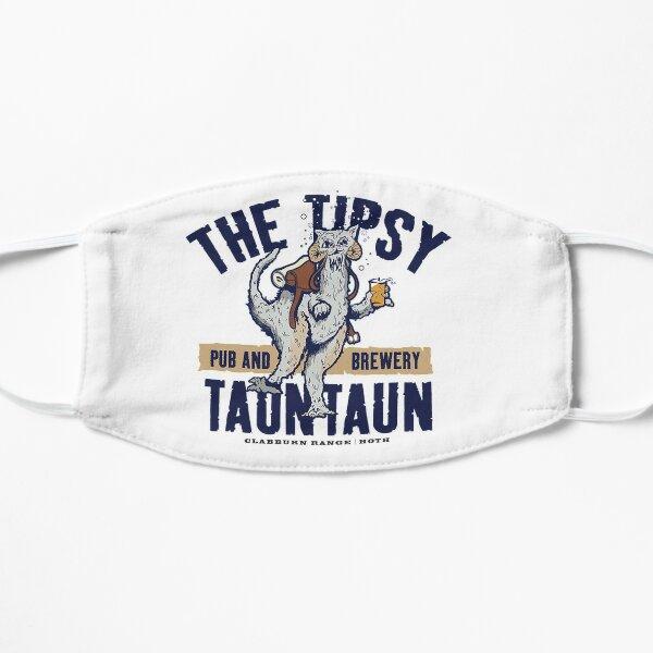 The Tipsy Taun-taun  Flat Mask