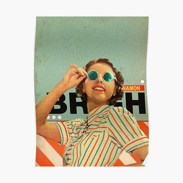 Bright Cinnamon  Poster