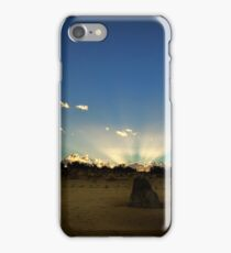 Daybreak at The Pinnacles iPhone Case/Skin