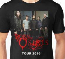 Born of Osiris Tour 2016 AB04 Unisex T-Shirt