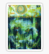 Suspended: Inner Power Painting Sticker
