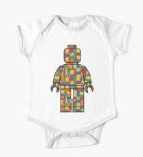 LegoLove Baby Body Kurzarm
