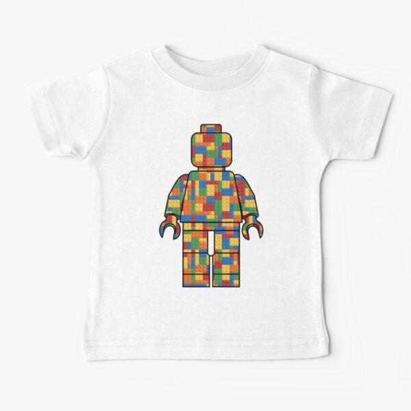 LegoLove Building Blocks Baby T-Shirt