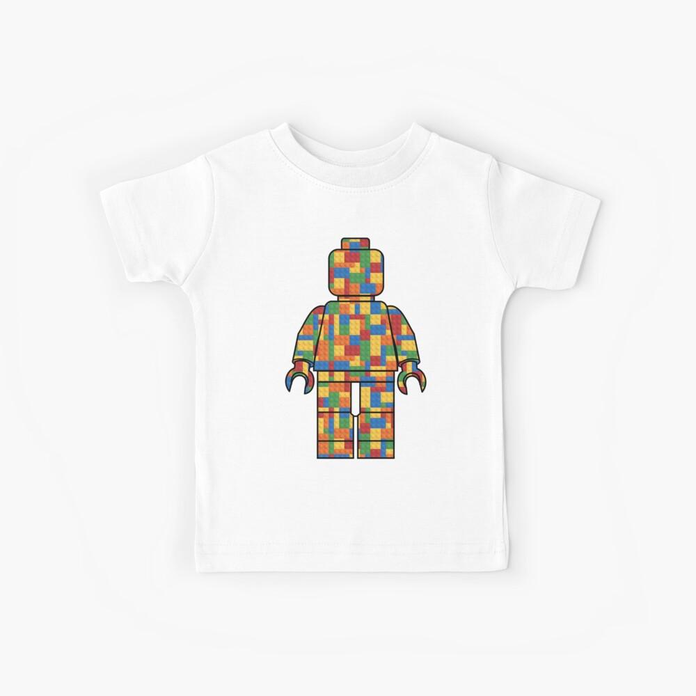 LegoLove Kids T-Shirt