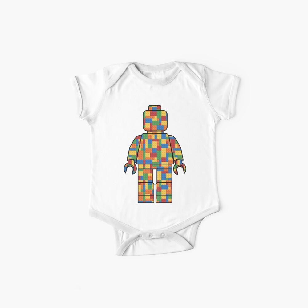LegoLove Baby One-Pieces