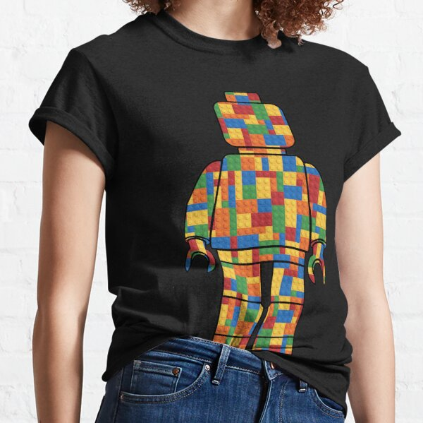 LegoLove Building Blocks Classic T-Shirt