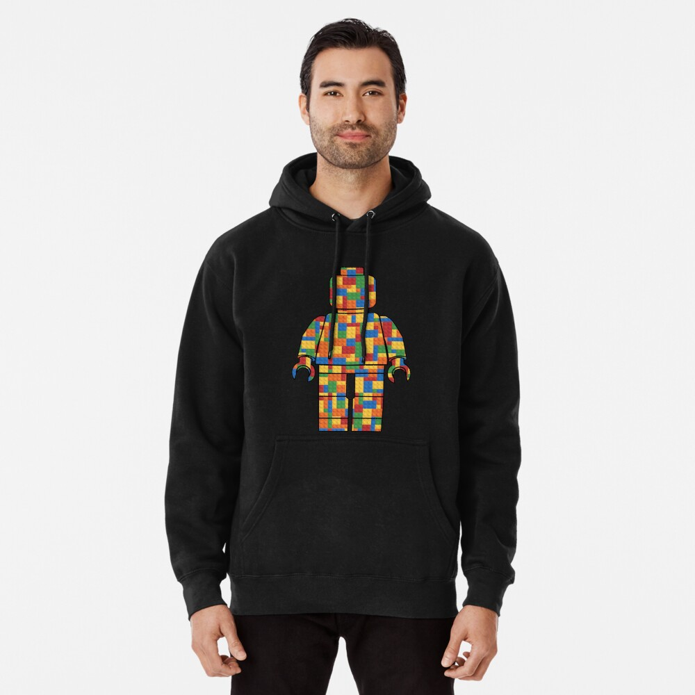LegoLove Pullover Hoodie
