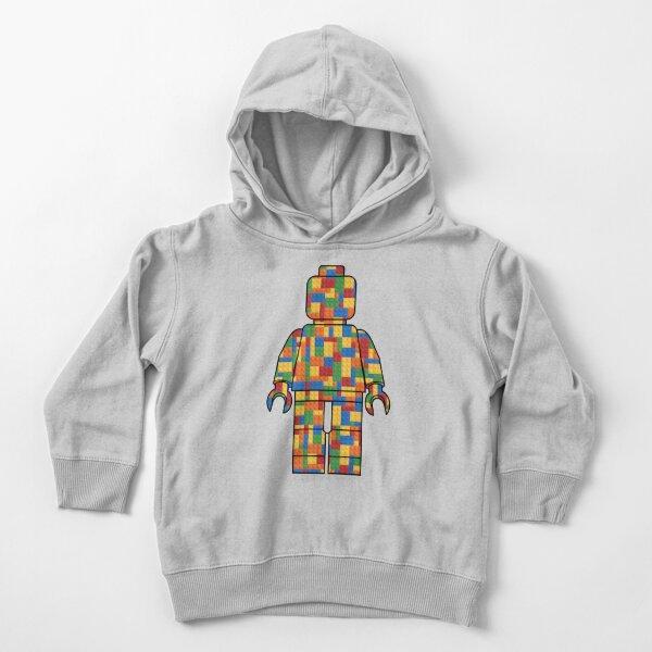 LegoLove Building Blocks Toddler Pullover Hoodie
