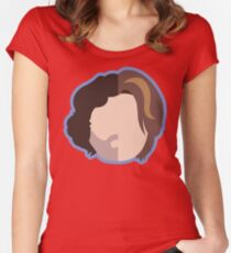 Game Grumps - Arin & Dan Women's Fitted Scoop T-Shirt