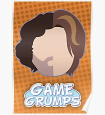 Game Grumps - Arin & Dan Poster