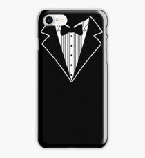 Fake Tux Tuxedo Suit Tie iPhone Case/Skin